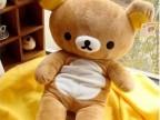 特价批发 混批轻松熊公仔 熊猫抱枕空调毯 填充毛绒玩具 礼品