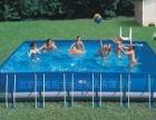 九成新框架游泳池
