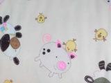 新款  隔尿垫布料 防水布料 宝宝专用针织棉面料 不起球超柔软
