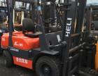 2018年1-10吨叉车优惠转让合力杭州TCM.小松二手叉车