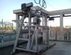 钢丝绳格栅除污机供应 移动式钢丝绳格栅除污机供应 江苏首创给