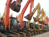 转让二手玉柴35挖掘机 小型农用园艺挖掘机