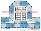 鸿城广场写字楼,面积100到400平自由选择,精装修鸿昌广场
