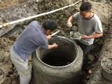 成都排水管道安装改造,专业疏掏管道服务