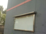北京宣传栏制作厂家,工厂宣传栏、壁挂宣传栏不锈钢橱窗。
