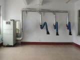 废气处理设备 烟雾净化器 焊烟净化器 除尘设备 螺旋风管