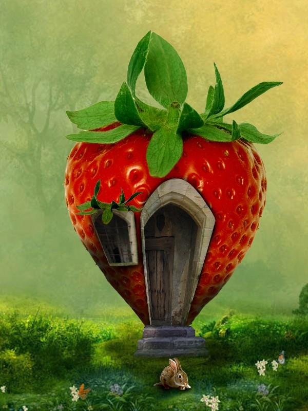 迁安亚滦湾草莓采摘园