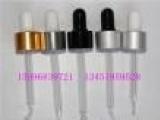 天津市化妆品精油瓶奶头滴管三件套 玻璃滴管 电化铝奶头圈 胶头