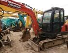 二手挖掘机斗山35 低价转让手续齐全包送,三大件保修一年