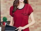 2017夏季新款韩版大码宽松圆领短袖T恤女休闲半袖显瘦体恤