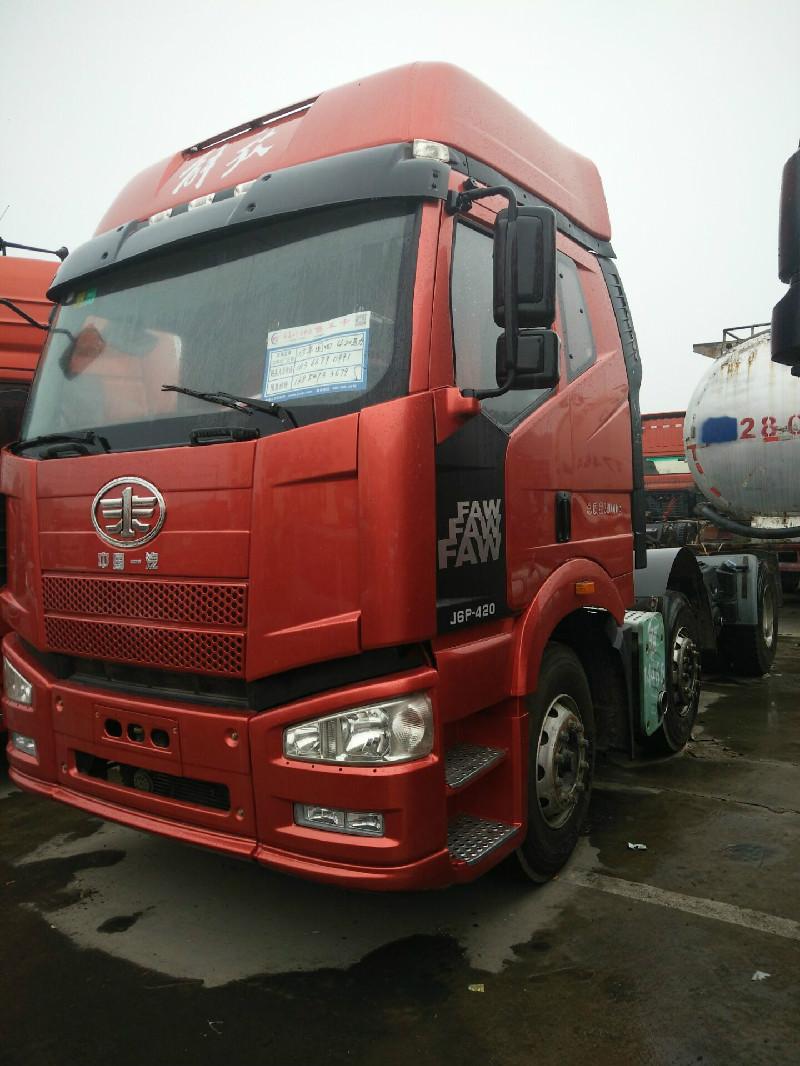 转让解放j6双驱定做各种全新挂车 货车 其他品牌