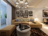 110平米 的房子设计图欣赏,品味时尚的极简风格