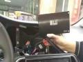 零售批发海口汽车DVD导航机 安卓大屏机安装