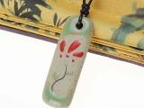 景德镇陶瓷首饰批发 个性陶泥纯手工项链