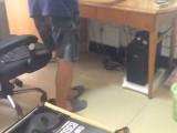 海口海甸岛锐速电脑师傅团队十五年经验上门维修维护电脑