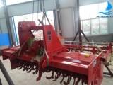 潍坊成帆1GVFM-180型旋耕起垄施肥铺膜铺滴管带一体机