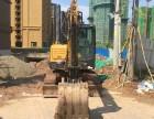 简阳60挖机出租,新挖机做活快技术好带破锤