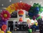 气球装饰,彩泡气球装饰
