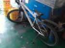 惠州二手山地自行车转让210元
