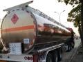 国五解放J6铝合金半挂油车