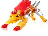奥迪双钻 神魄 全球**变身对战型玩具赤焰雄狮618001-29