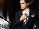 杭州西服定制男士礼服套装定制男士修身款