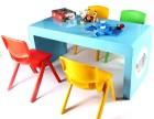 手工桌 游戏桌 儿童平面桌 烤漆玩具桌陈列桌手工体验馆