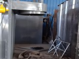 环保中央除尘家具木工车间除尘设备高温脉冲布袋集尘系统锅炉吸尘