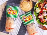丘比千岛酱沙拉酱 水果蔬菜面包色拉酱汁