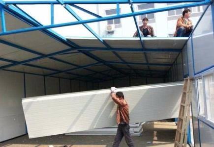 上海苏州简易活动房安装活动房制作雅致活动房搭建及回收的电话