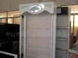【厂家供应】木烤漆内衣展示柜,商品展示架