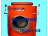 GFQ型防回气防爆装置的工作原理