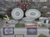 长期供应  高档消毒陶瓷餐具 质量可靠