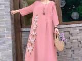 品牌女装批发货源新款女装批发韩版时尚女装货源 新款时尚连