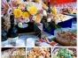10年品质服务:承接各种中西自助餐、户外烧烤、茶歇