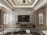 璧山美的家装饰 金科博翠天悦123平 新中式