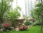 福清市花园小区庭院绿化工程承包