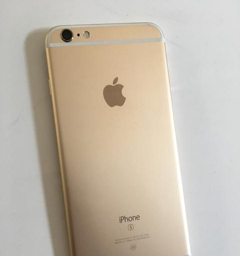 99新国行金色iPhone6sPlus内存64G