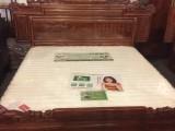 全新老榆木大床,雕花大床,龙头大床,古典床,实木床