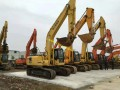 二手小松200-7挖掘机PC200-7挖掘机现货供应货到付款