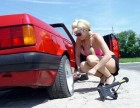 长春24小时汽车补胎换胎 流动补胎 要多久能到?