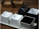 J068**简约 IT办公杯 键盘造型喝