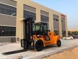 技術先進16噸叉車廠自重25噸
