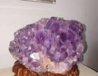 紫水晶原石摆件