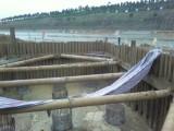 仙桃钢板桩施工,仙桃钢板桩租赁,仙桃拉森桩打拔支护,钢板桩