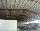 滴水9米高钢构厂房8000平(可分租),在惠州新墟