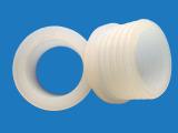 卫生间下水管道硅胶 加厚防臭密封圈 50转35下水硅胶密封圈