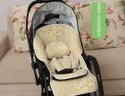 婴童手推车、推车凉席个性化设计,订制专属品牌