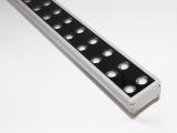 重慶全彩外控洗墻燈生產廠家dmx512洗墻燈工程燈具