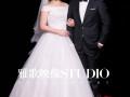 西安专业拍摄婚纱照的工作室